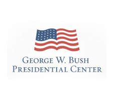 George w bush college thesis